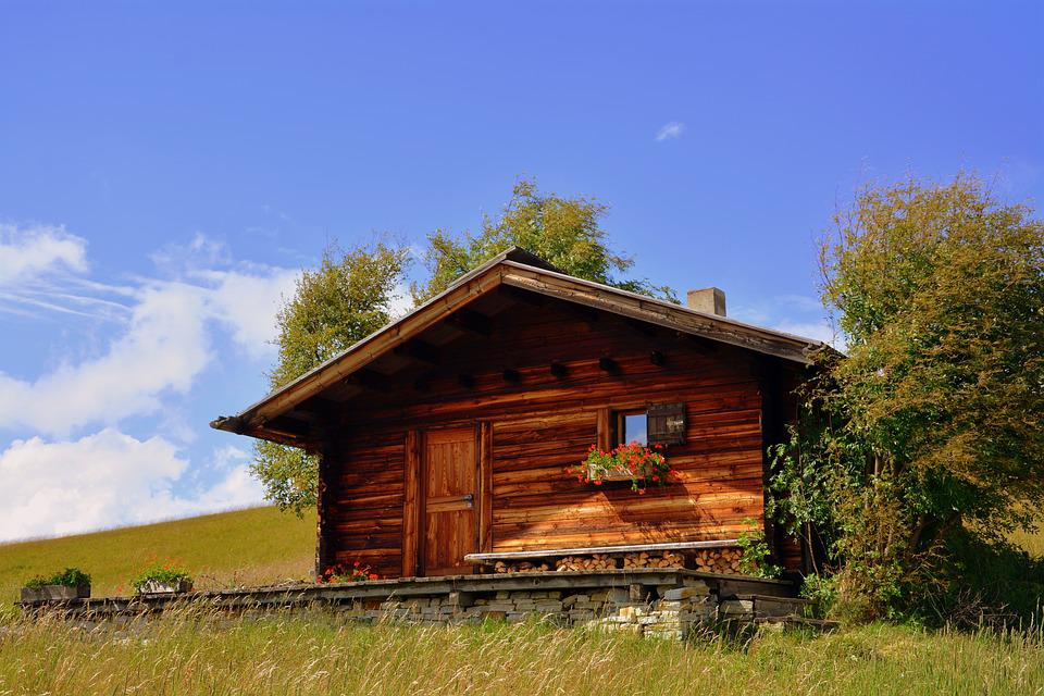 Casa Madera Montana Foto Gratis En Pixabay