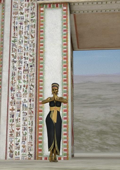 Древний Египет, Женщина, Hieroglyphs