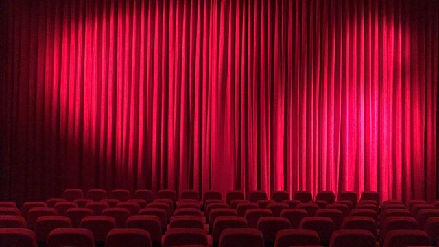 Free Photo Cinema Theater Hall Curtain Free Image On