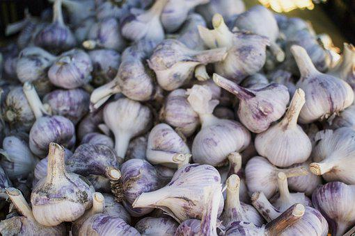 Garlic, Healthy, Health, Produce