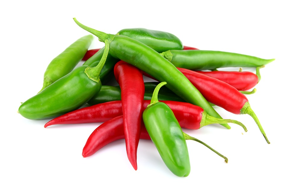 Eating chili peppers essay