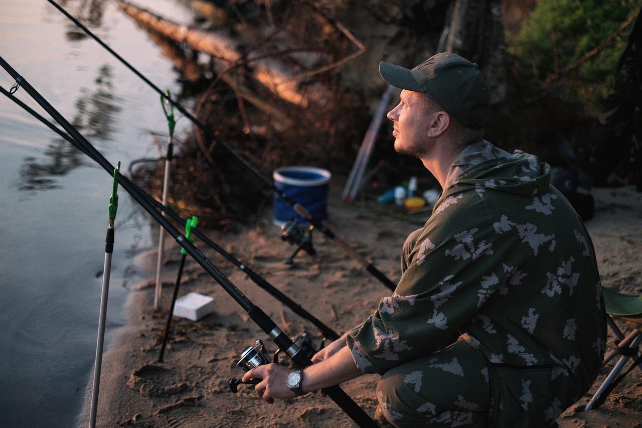 фотографии рыбака на рыбалке любовь
