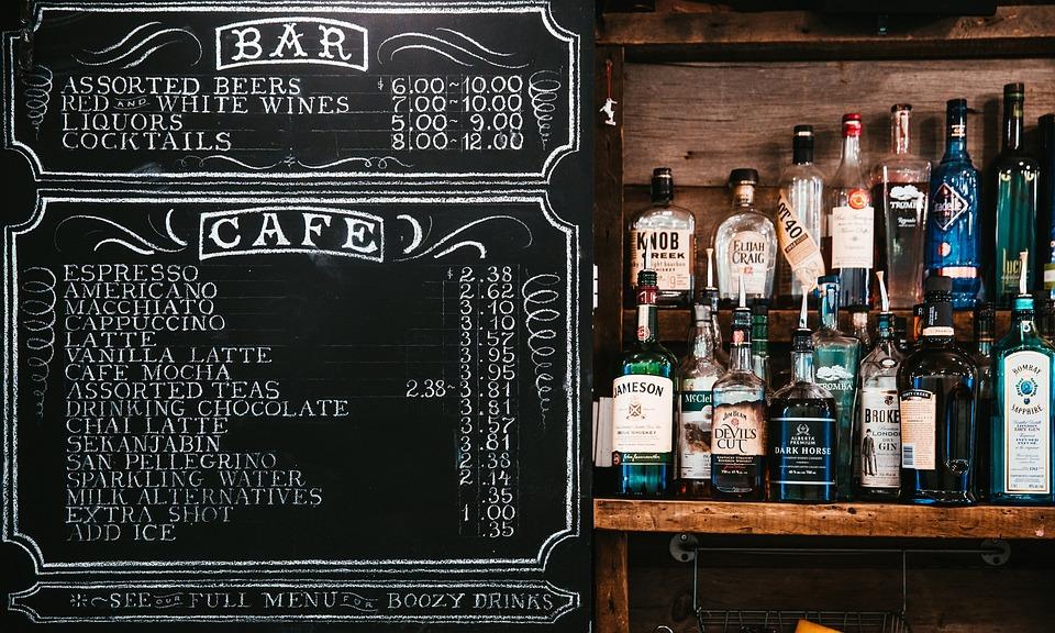 Tafel Menü Alkoholische · Kostenloses Foto auf Pixabay