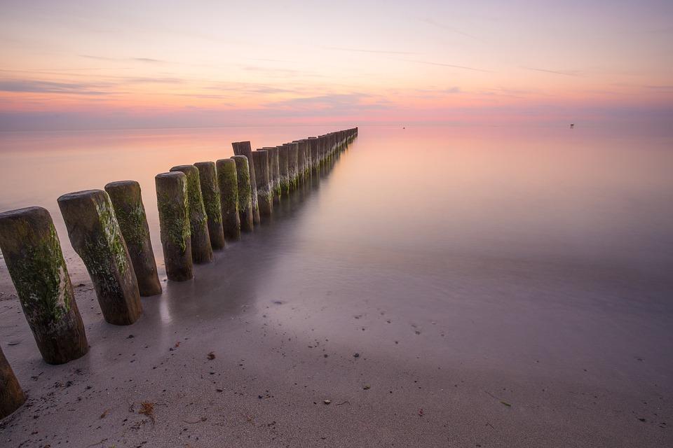 Ostsee, Strand