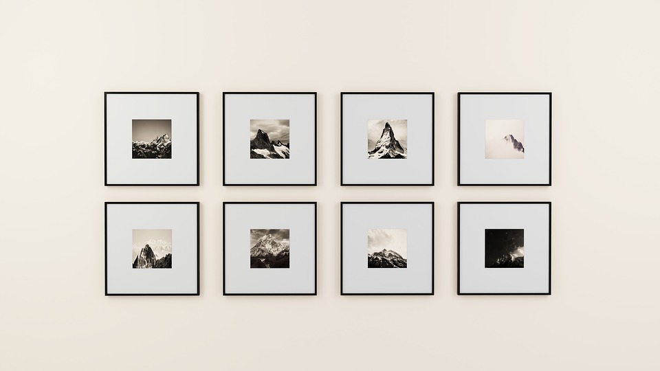 Wall Picture Frame Display · Free photo on Pixabay