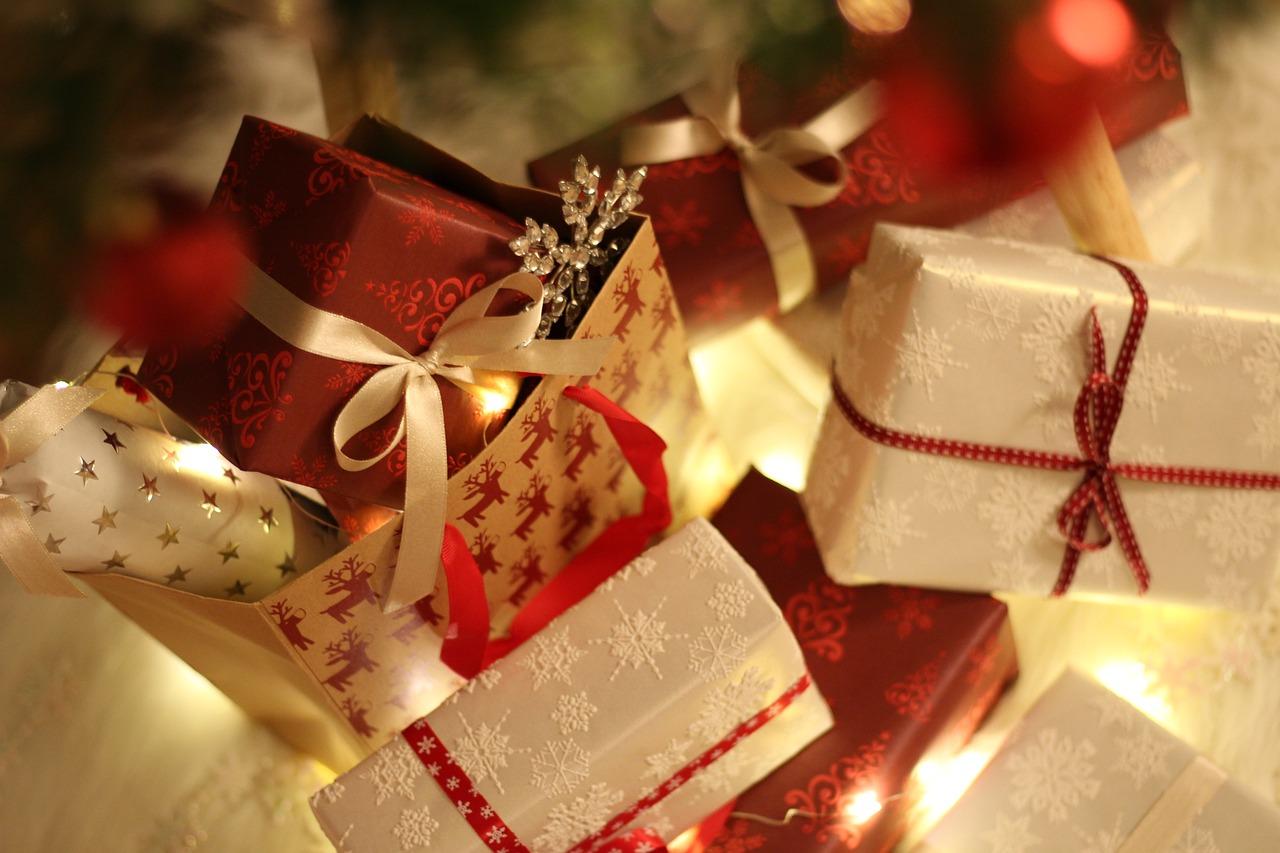 Правильные подарки в правильном месте
