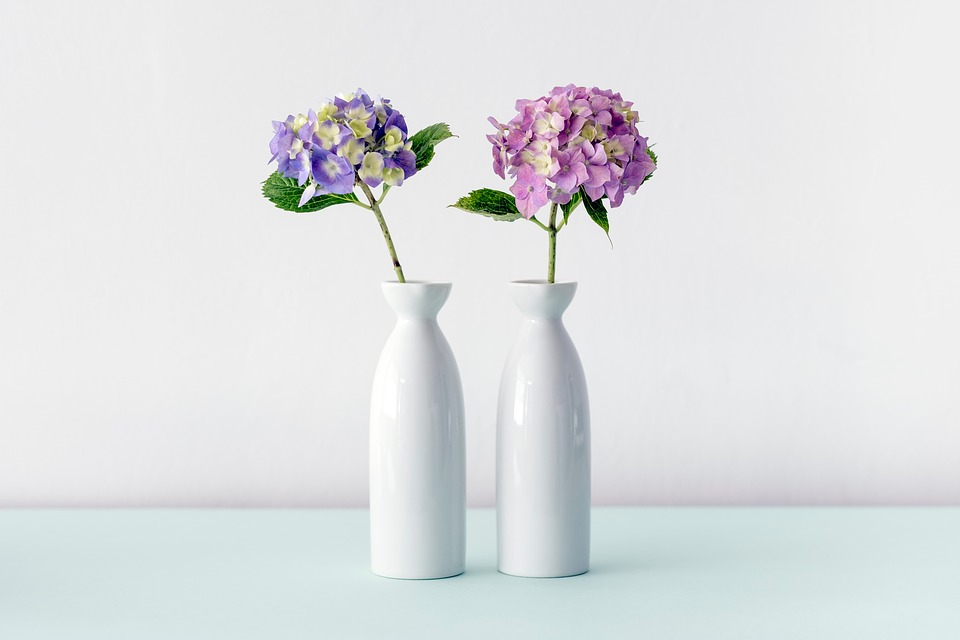 white ceramic vase flower purple lavender indoor & White Ceramic Vase - Free photo on Pixabay