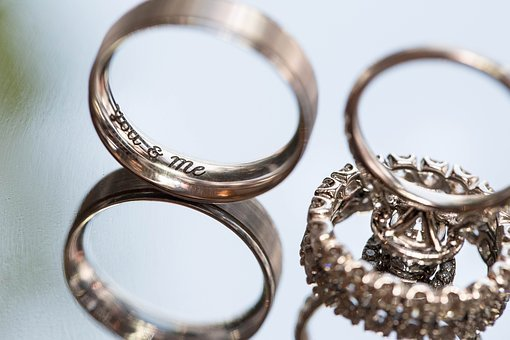 Wedding rings free pictures on pixabay wedding couple ring jewelry junglespirit Gallery