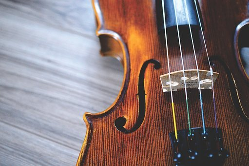 Violin, Music, Musical, Instrument, Happy, Hobby, Talent