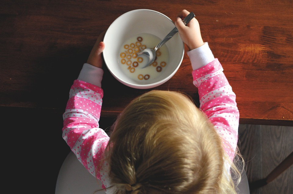 Brat diet for kids