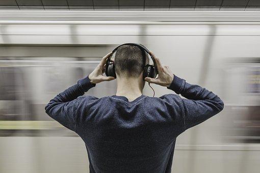 People, Guy, Man, Sound, Music
