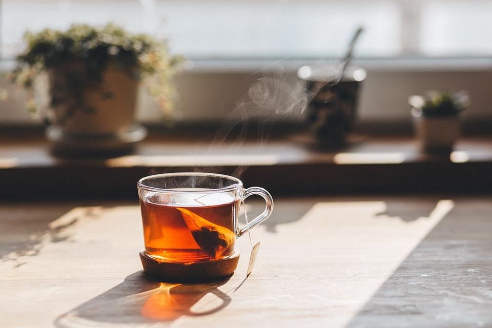 Lifestyle Kitchen Herbal Tea Drink Morning