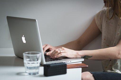 Laptop, Apple, Macbook, Computer