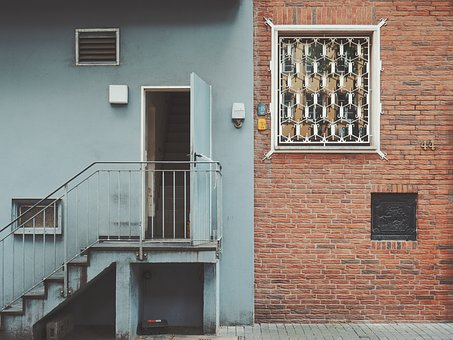 Architecture, Building, House, Stairs