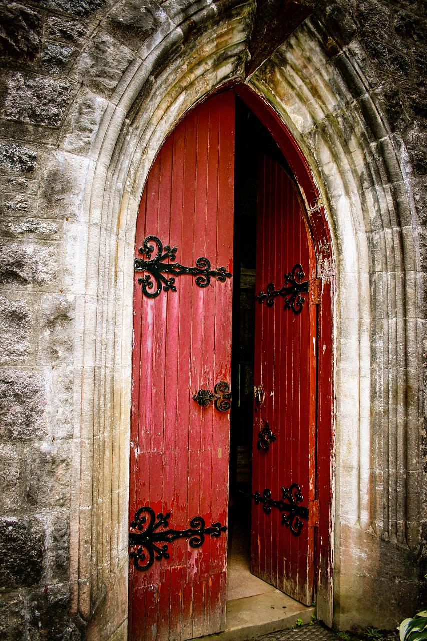 Church Door Red - Free photo on Pixabay