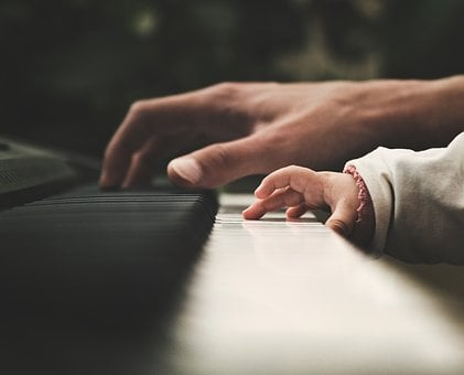 Piano, Keyboard, Instrument, Musical