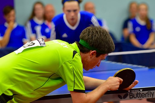 Table Tennis, Ping Pong, Sport, Game