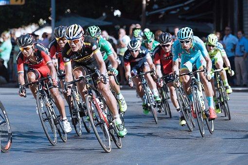 Personas, Hombres, Bicicleta, Ciclista