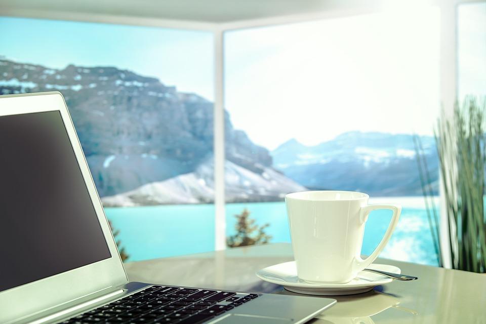Ordinateur Portable, Apple, Macbook, Ordinateur