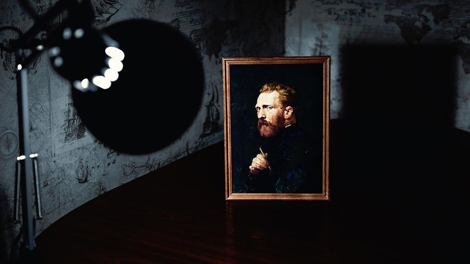 Lampa, Światło, Światło Punktowe, Sztuka, Zdjęcie