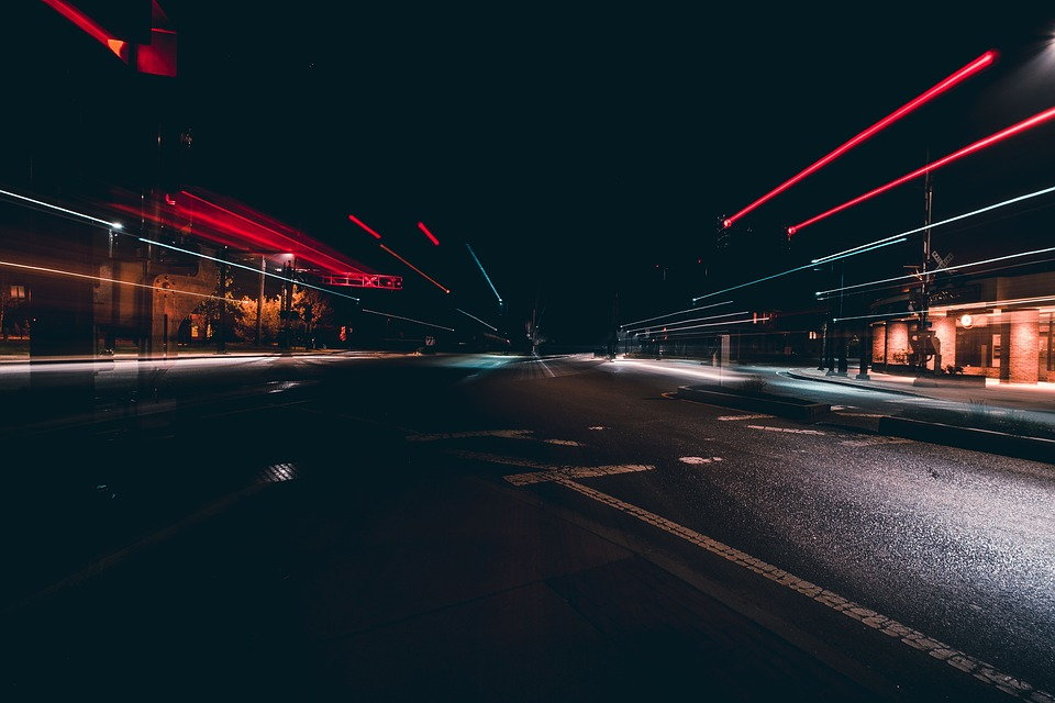 Dark Night City 183 Free Photo On Pixabay