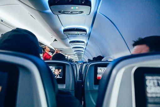 Заражение в самолете или в поезде: сказка о чистом воздухе в салоне