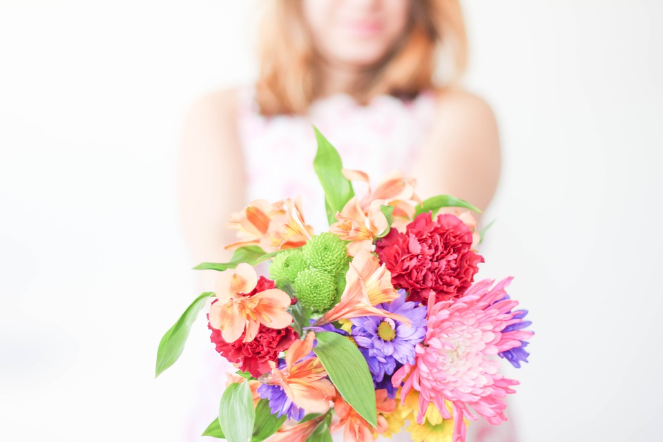 Colorful Flower Bouquet · Free photo on Pixabay