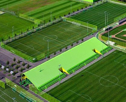 Green, Field, Sport, Venue, Game