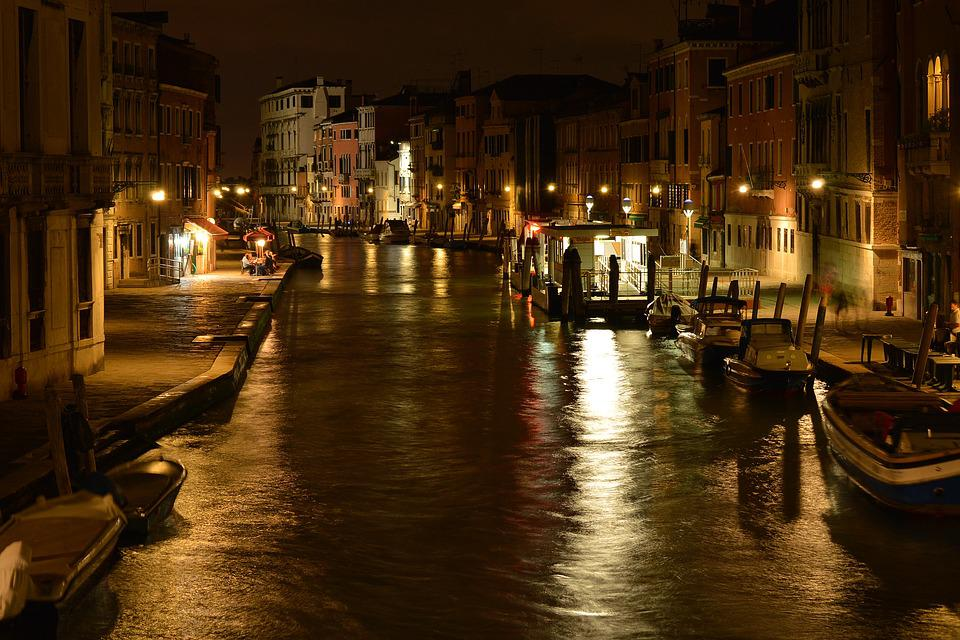 venice italy night 183 free photo on pixabay