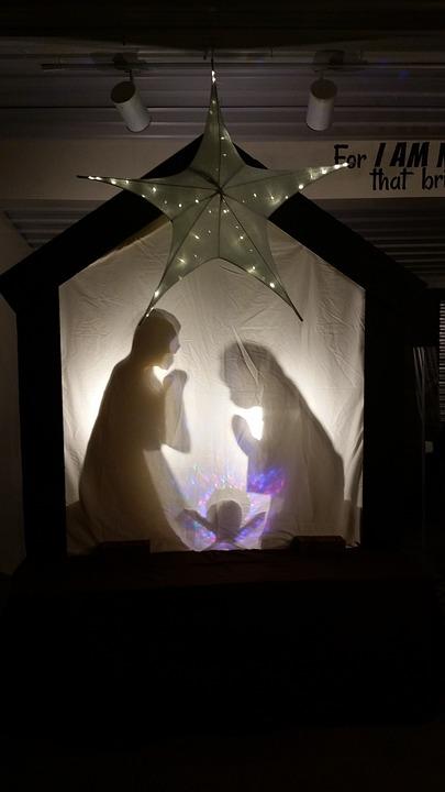 Christliche Bilder Weihnachten.Krippe Weihnachten Christliche Kostenloses Foto Auf Pixabay