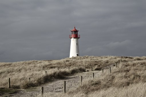 Sylt, North Sea, Island, Landscape