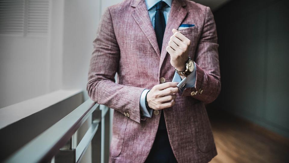 人, 男, スーツ, 正式です, ビジネス, 衣料品, アパレル, スタイル, グレイ事業, グレー服