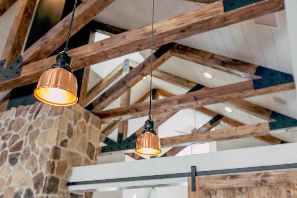 Stenen Muur Interieur : Interieur design lampen · gratis foto op pixabay