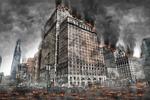 world war, armageddon, destruction