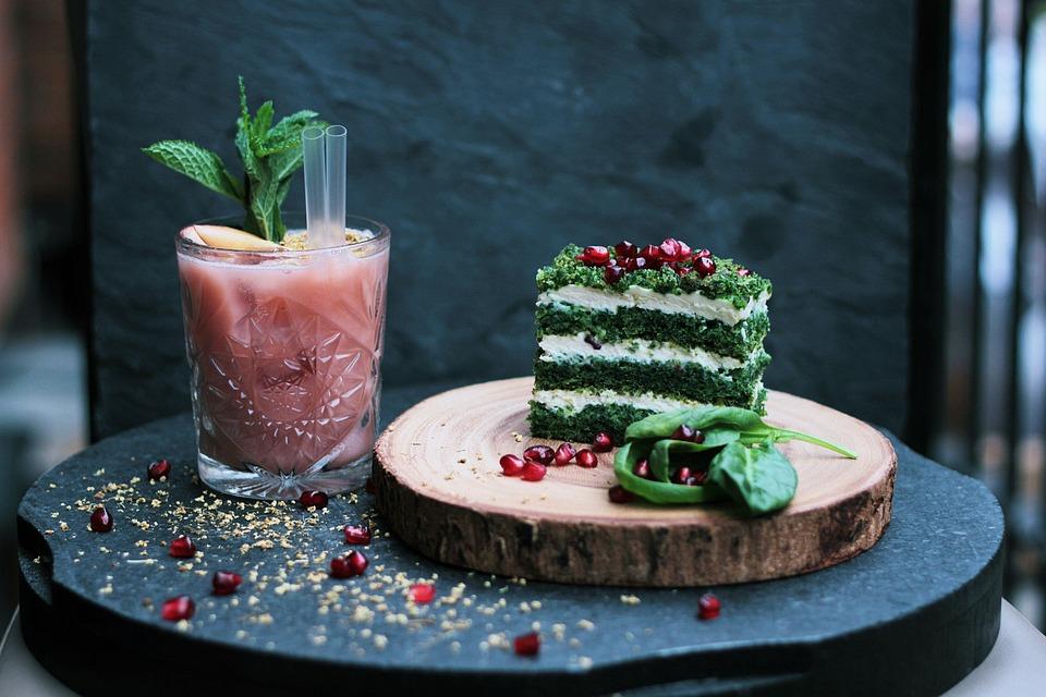 Drink, Cibo, Verde, Torta, Dolci, Dessert, Tritare