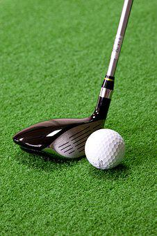 Golf, Golf Ball, Sport, Ball, Golf Club