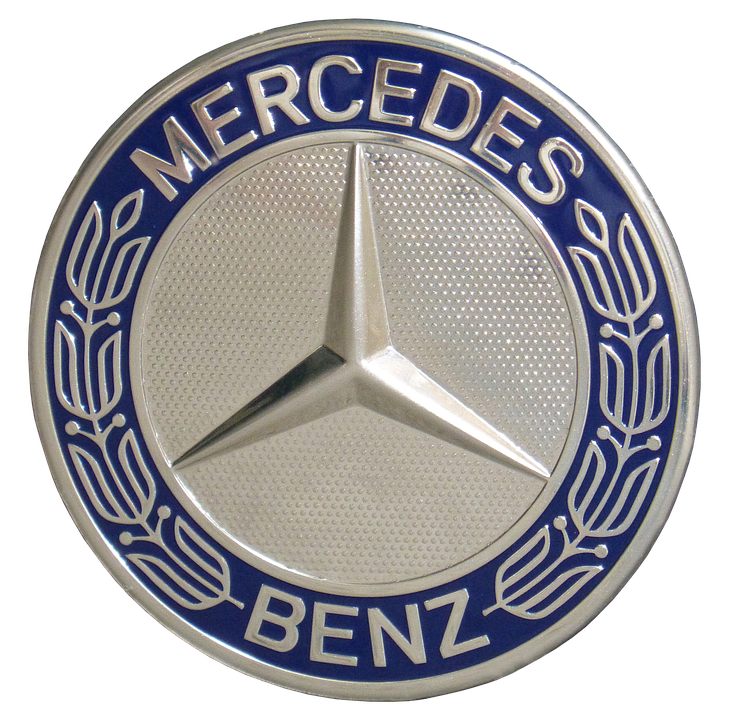 Mercedes Benz Logo Brand Free Photo On Pixabay