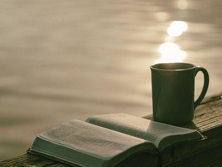 书, 页面, 工作表, 小说, 圣经, 诗句, 第章, 杯, 咖啡