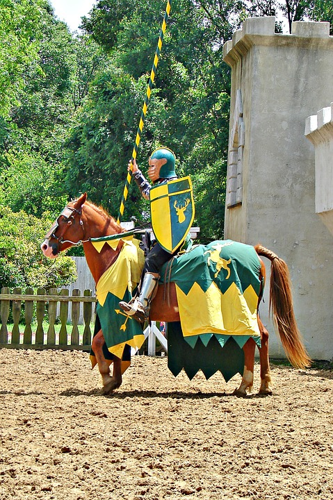 Pferde Mittelalter