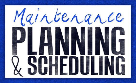 Planning, Schedule, Scheduling