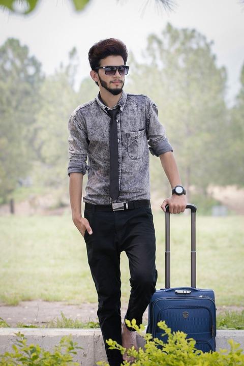 Stylish Boy Fashion Man S Free Photo On Pixabay