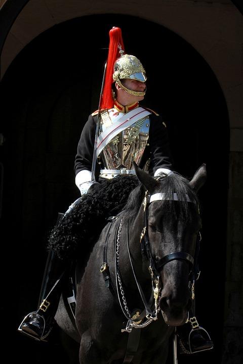 horseman london royal free photo on pixabay