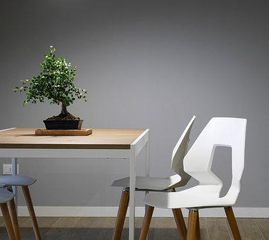 Interior, Design, Table, Chairs