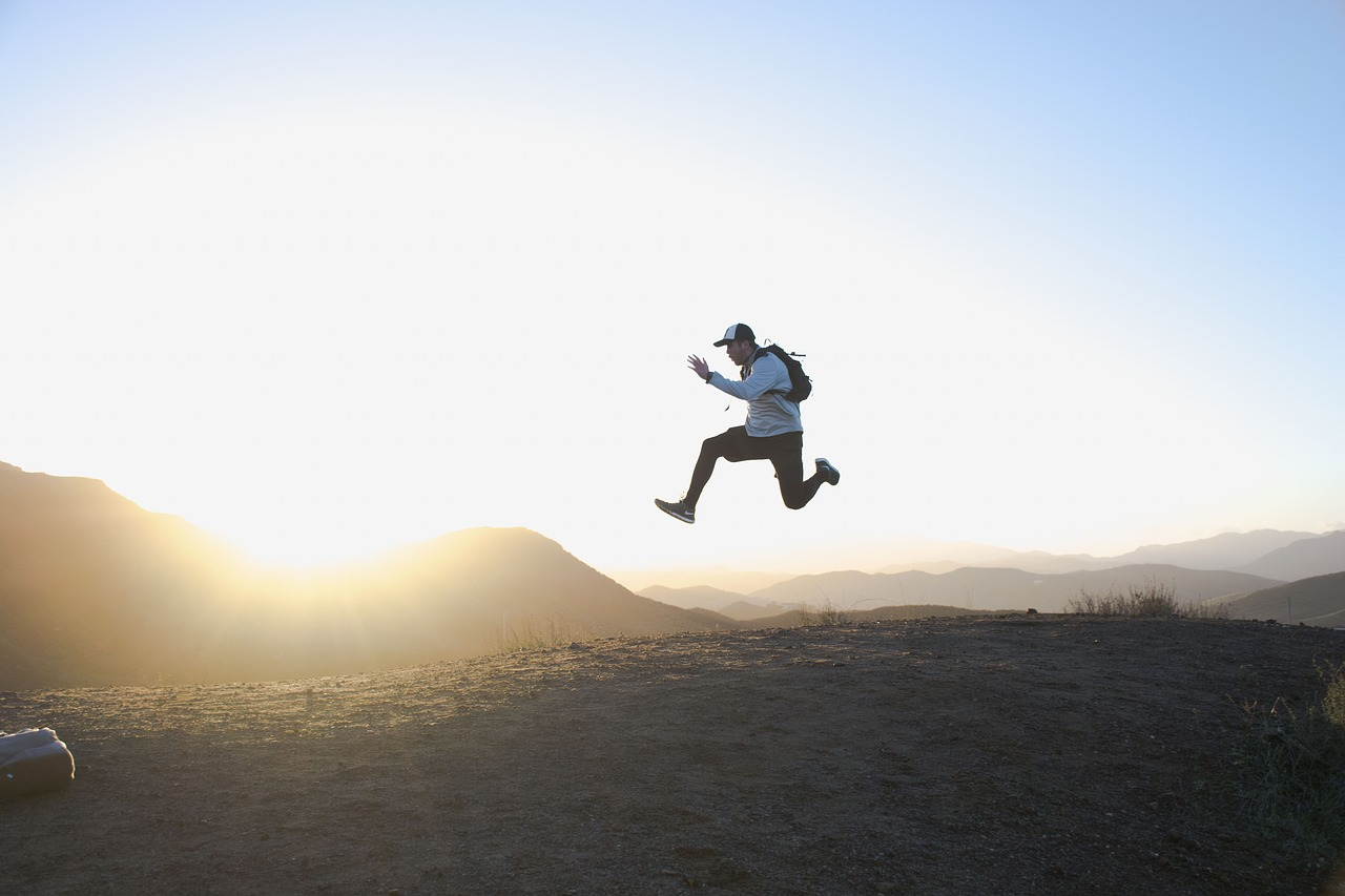People Man Jump - Free photo on Pixabay