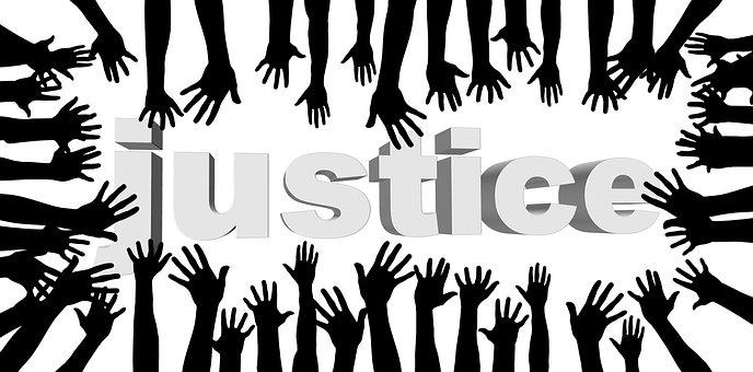 Justice, Fairness, Community, Friends