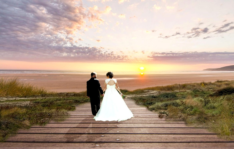 Hochzeitspaar Brautpaar Paar Kostenloses Foto Auf Pixabay