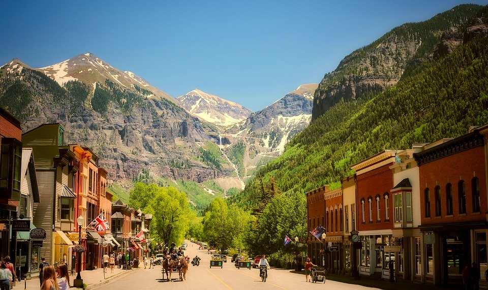 Telluride Colorado Town 183 Free Photo On Pixabay