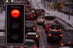 communication, red light