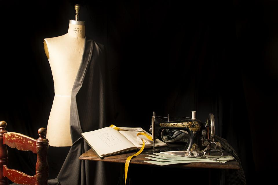 Tailoring, Tailor, Costume, Apparel, Fashion, Sewing