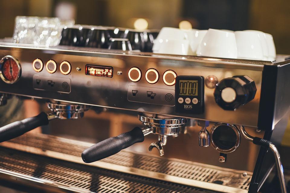 カップ, マグカップ, コーヒー, 茶, レストラン, ショップ, カフェ, コーヒー メーカー